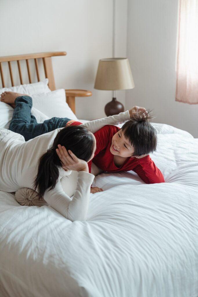 Sleep sharing benefits