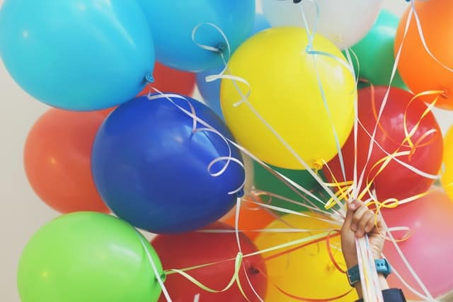 Birthdays during lockdown